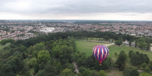 A London Balloon Trip With Sky Orchestra