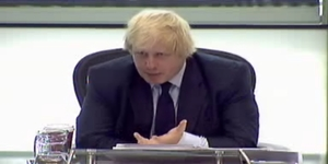 Boris Johnson Answers Questions Over Phone Hacking