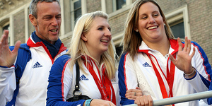 Olympic Athletes Cut News International Ties