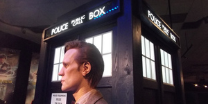A Spotter's Guide To The TARDIS in London