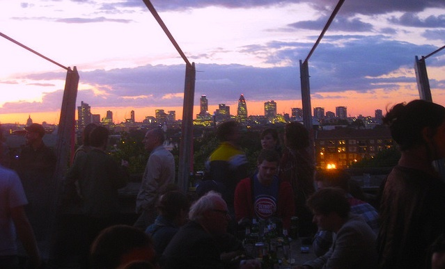 best first date venues london