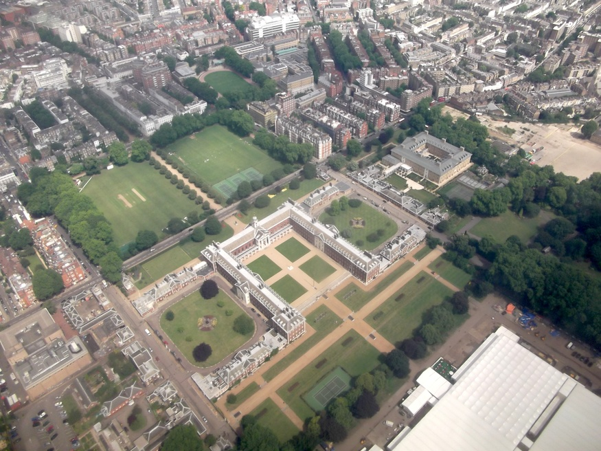 The Royal Hospital Chelsea.