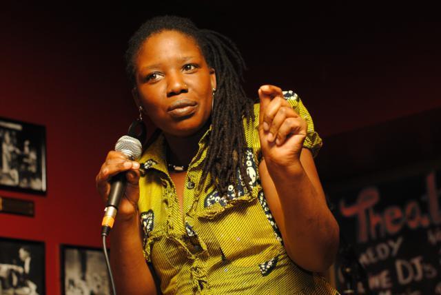 Performance Poet Interview: Kat Francois