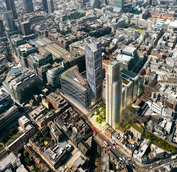 Planning Permission For Shoreditch Tower