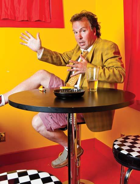 Win Tickets To Doug Stanhope Live At Leicester Square Theatre