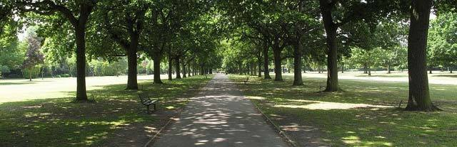 New Lottery Money For London Parks