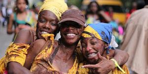 In Pictures: Day One Of Notting Hill Carnival