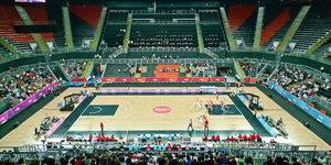 In Pictures: Basketball Test Event @ The Olympic Park