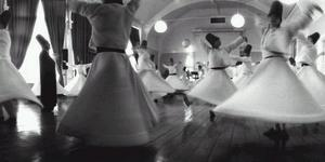 Interview: the Whirling Dervishes of West London