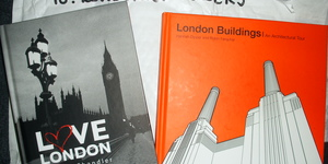 Book Reviews: Love London and London Buildings
