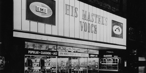 In Pictures: Inside The 1960s Oxford Street HMV