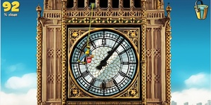 Race Against Chime: Help Clean Up Big Ben