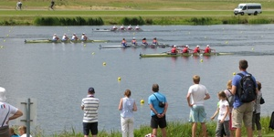 Olympic Test Event: World Rowing Junior Championships @ Eton Dorney