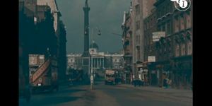 Video: 1920s London, In Colour