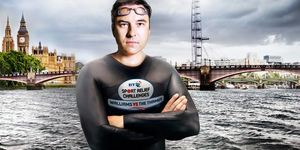 David Walliams To Swim Length Of Thames