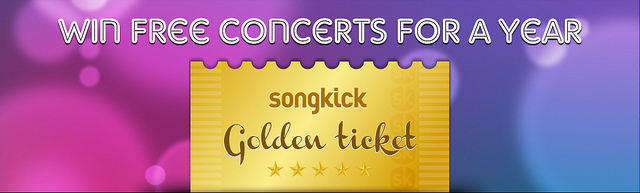 Competition: Win Free Concert Tickets for a Year with