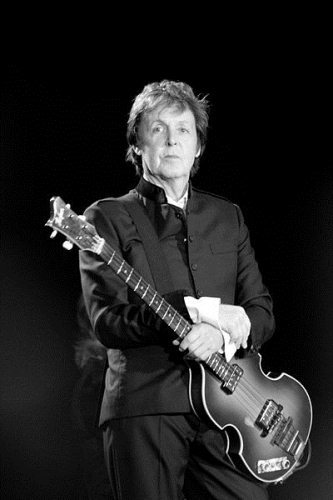 Paul McCartney Could Open 2012 Olympics