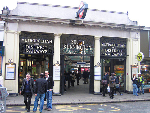 TFL Starts Consultation On South Kensington Tube Station