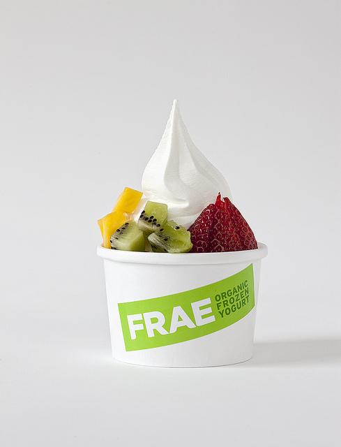 Free Frozen Yogurt @ Frae Islington Branch Today