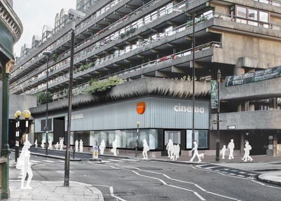 Barbican Centre Plans Two New Cinema Screens