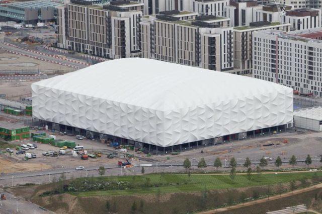 Basketball Arena. Photo / Anthony Charlton