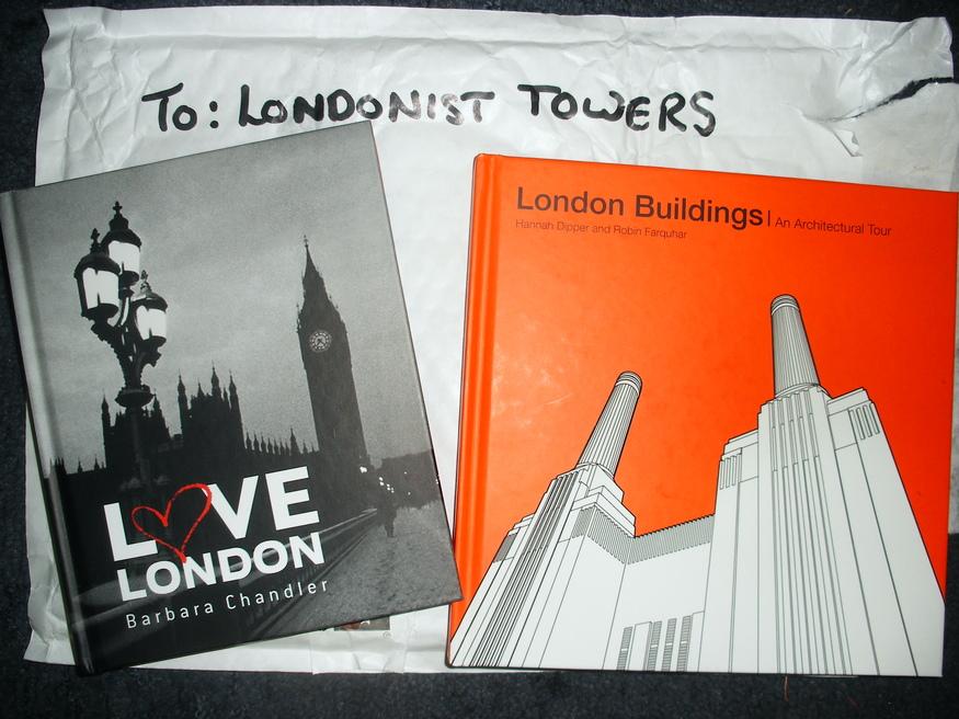 Book Reviews: Love London and London Buildings