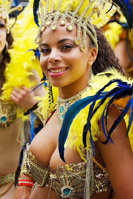 Notting Hill Carnival. London 2011