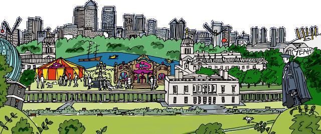 Preview: Greenwich Comedy Festival 2011