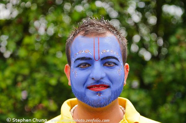 Krishna man