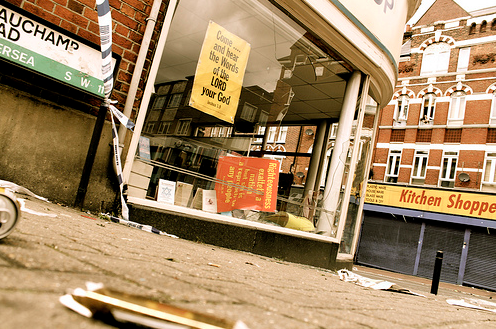 Help For Riot Affected Businesses: The High Street Fund