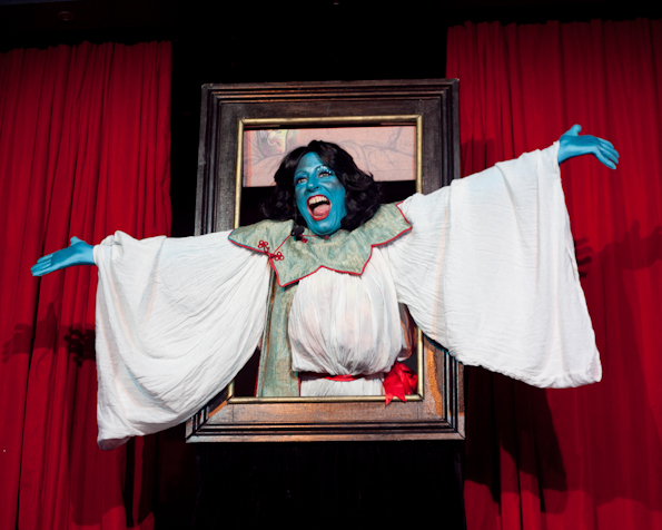 Hot August Fringe Review: Tricity Vogue's The Blue Lady Sings Back