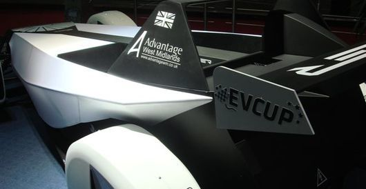 Preview: EVCUP To Unveil Electric Race Car