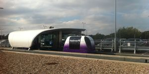 Heathrow Rolls Out Driverless Pods