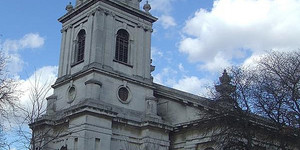 Church Headstones Smashed To Rubble In Greenwich