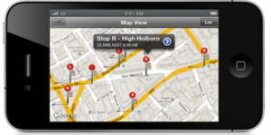 App Review: Bus Checker For iPhone