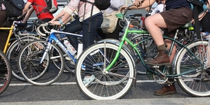 Cyclists More At Risk From Pollution Than Pedestrians
