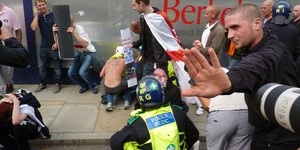 Arrests Made At EDL Protest