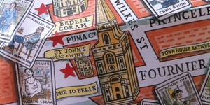 The Map Of Spitalfields Life