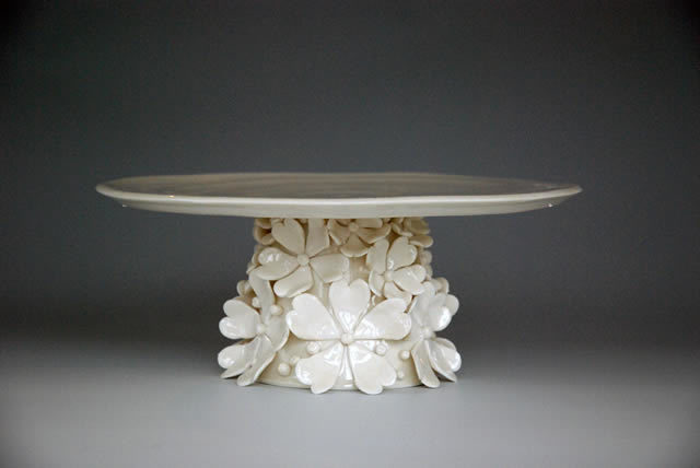 Cake Stand by Emma Clegg