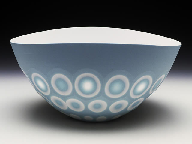 Large Space Bowl by Sasha Wardell