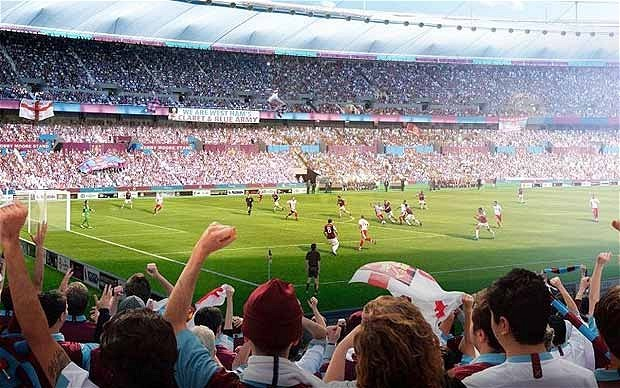 Olympic Stadium Could Be Given Sponsor's Name