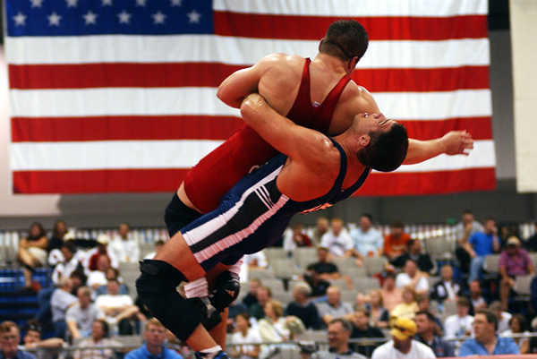 Olympic Sport Lowdown: Wrestling