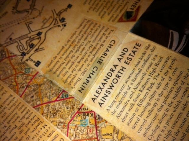 The novel layout of Curiocity London