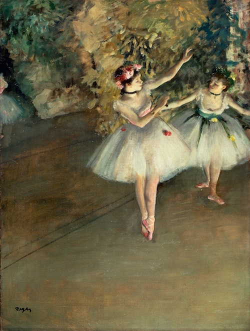 Exhibition: Degas And The Ballet @ The Royal Academy