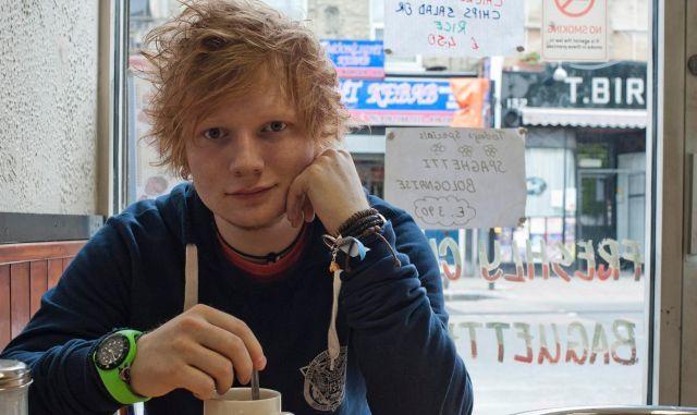 Listen Up Music Interview: Ed Sheeran