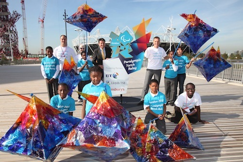 Paralympic Flame Festivals Announced