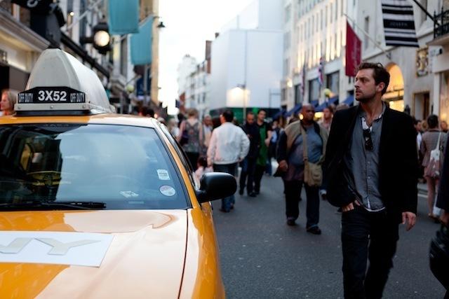 A New York feel on Bond Street