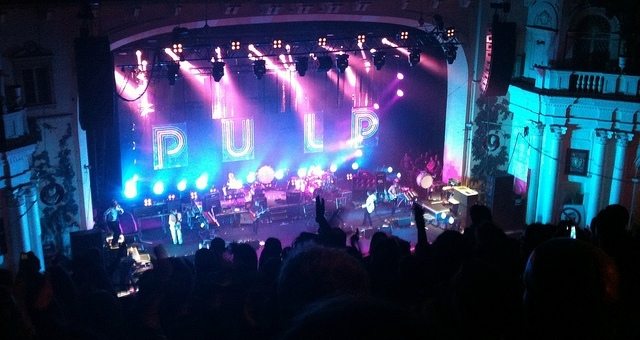 Live Music Review: Pulp @ O2 Academy Brixton