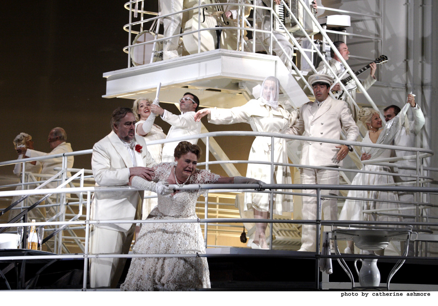 Opera Review: The Passenger @ Coliseum
