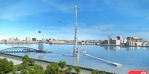 "Cable Car Will Be Called ""Emirates Air Line"""